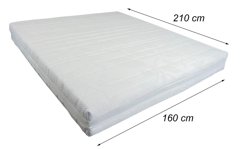Matrassen 160x210 cm