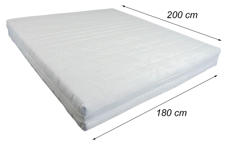 Matrassen 180x200 cm